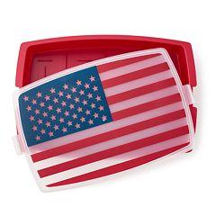 Celebrate Americana Together Marinade Tray
