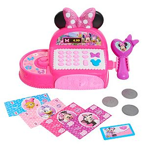 Disney S Minnie Mouse Bowtique Bowtastic Kitchen Accessory Set