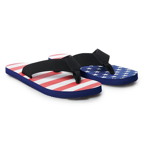 Men's American Flag