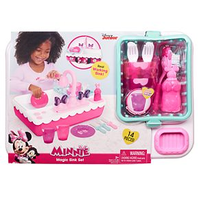 Disney's Minnie Mouse Minnie's Happy Helpers Magic Sink Set