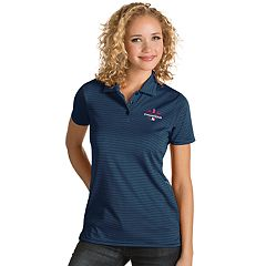 Women's Antigua Boston Red Sox 2018 World Series Champions Quest Polo