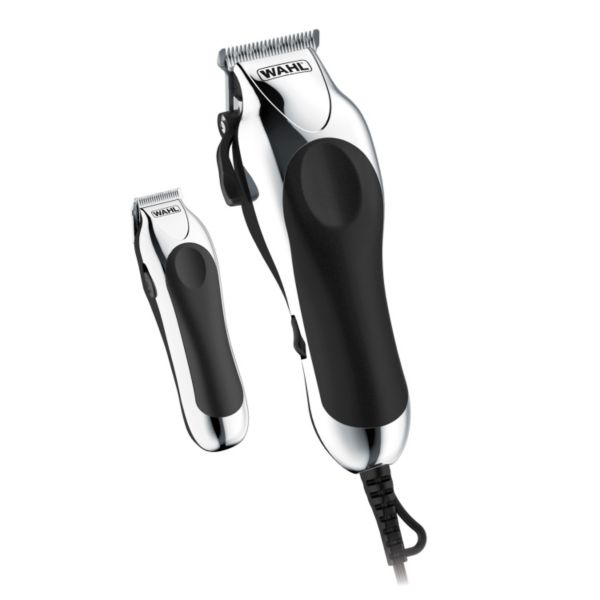 professional haircut kit wahl deluxe chromepro 25 pc haircut kit 3771