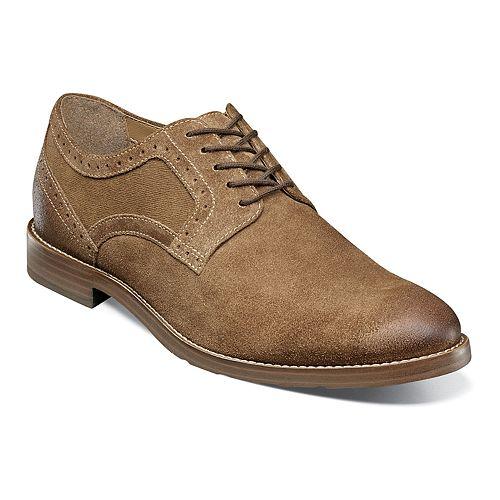 Nunn Bush Middleton Men's Plain Toe Oxford Dress Shoes