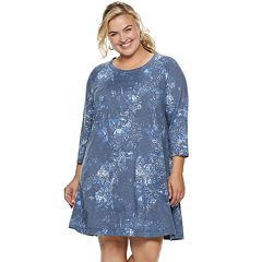 Plus Size SONOMA Goods for Life™ Soft Touch Dress
