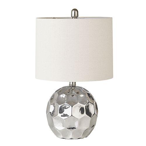510 Design Frill Round Geometric Table Lamp