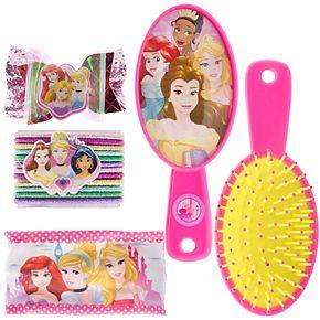 Disney Princess Girls Hair Accessories Set