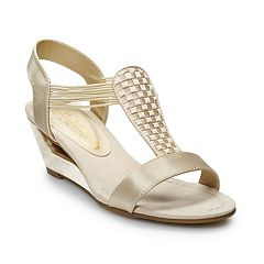 New York Transit Veer Closer Women's Wedge Sandals