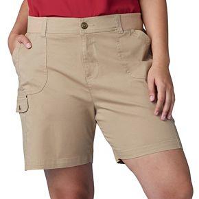Plus Size Lee Flex-To-Go Cargo Shorts