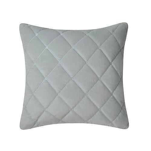 VCNY Charolette Velvet Decorative Throw Pillow