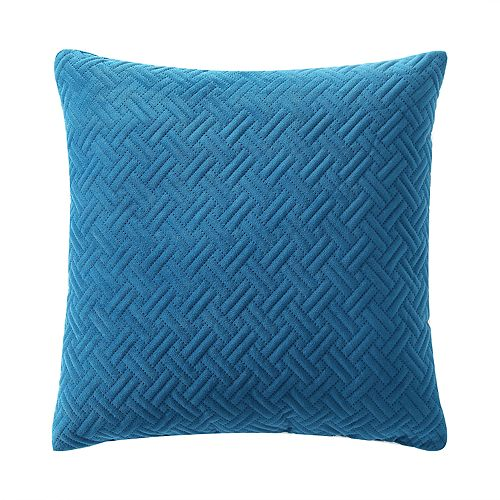 VCNY Diamond Quilted Decorative Throw Pillow