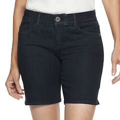 Women's Dana Buchman Modern Denim Shorts