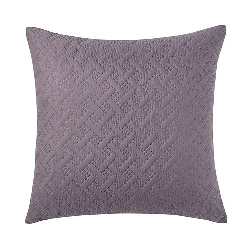 VCNY Nina Quilted Decorative Throw Pillow