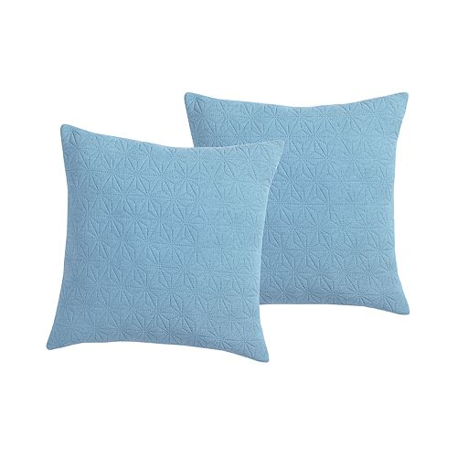 VCNY Pinsonic 2-pack Decorative Throw Pillow Set