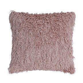 VCNY Tiffany Shag Decorative Throw Pillow