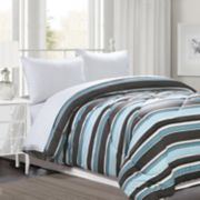 Windsor Hill Tranquil Stripe Comforter Set