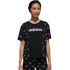 Women's adidas Allover Print Tee