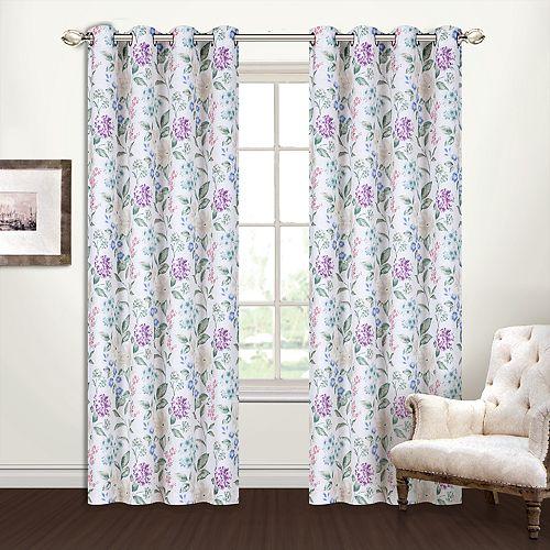United Curtain Kensington Window Panel