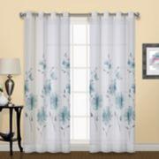 United Curtain Monet Window Curtain