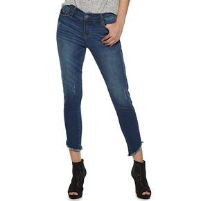 Women's Juicy Couture Flaunt It Skinny Ankle Jeans