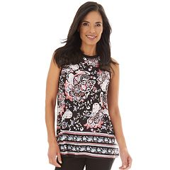 c381069eb15672 Women s Apt. 9® Allover Print Swing Tank