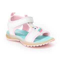 Carter's Feline Toddler Girls' Light Up Sandals