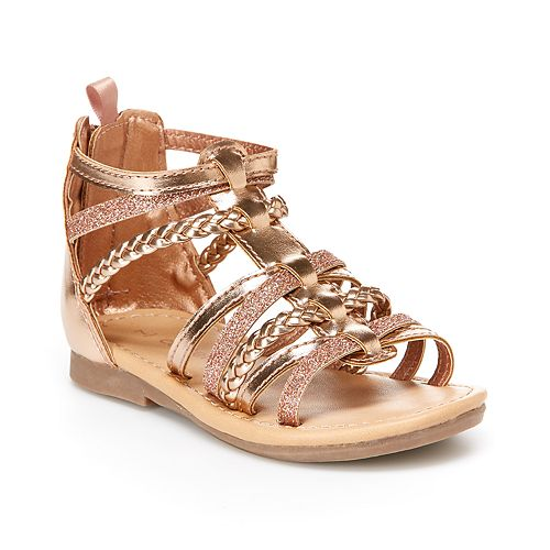 Carter's Fenna Toddler Girls' Gladiator Sandals