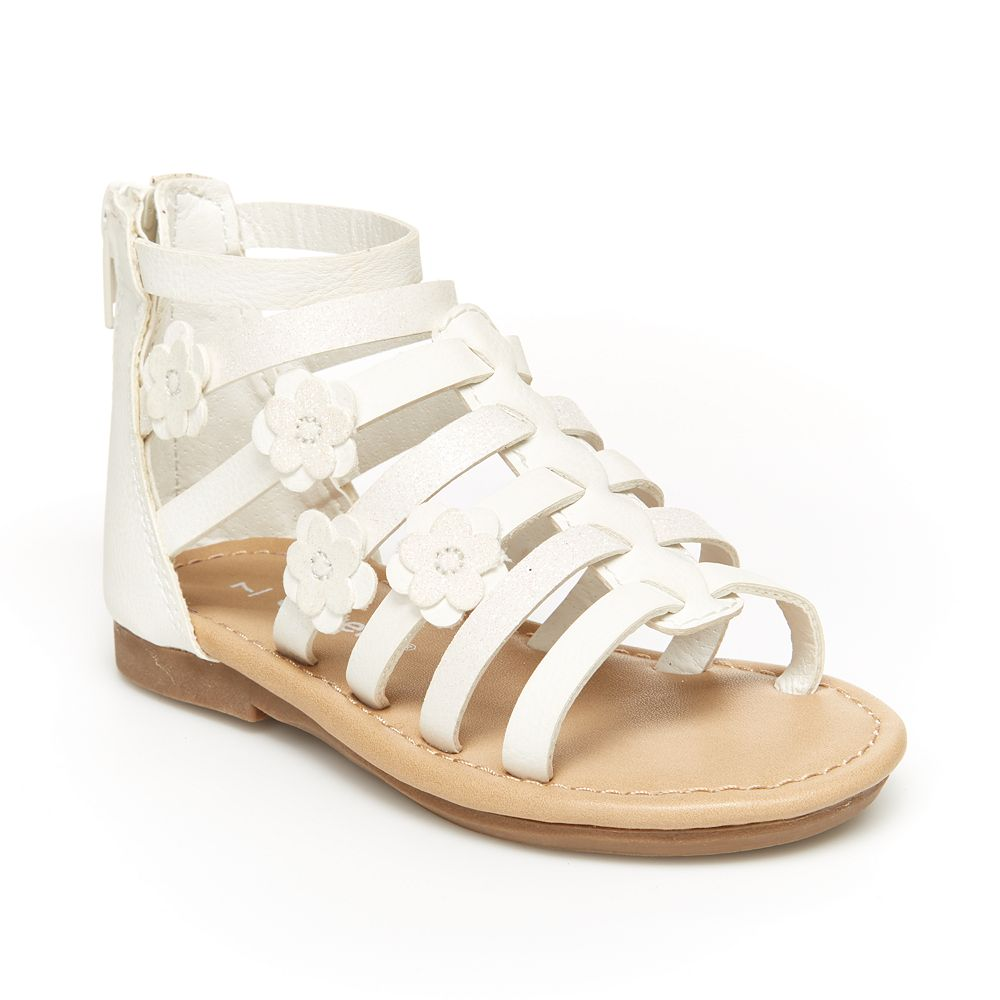 Carter's  Flossie Toddler Girls' Gladiator Sandals