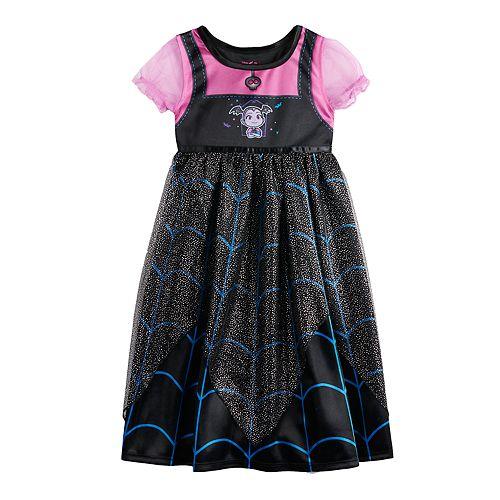 Disney's Vampirina Toddler Girl Fantasy Gown Nightgown