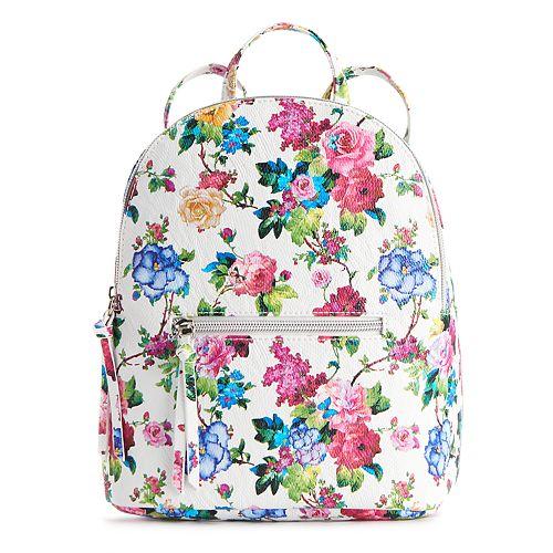 T-Shirt & Jeans Rose Mini Backpack