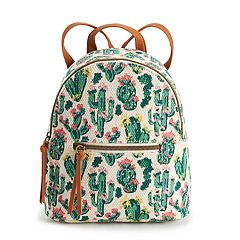 T-Shirt & Jeans Cactus Mini Backpack