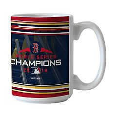 Boston Red Sox 2018 World Series Champions Mug