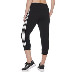 Women's adidas Essential 3 Stripe Crop Pants