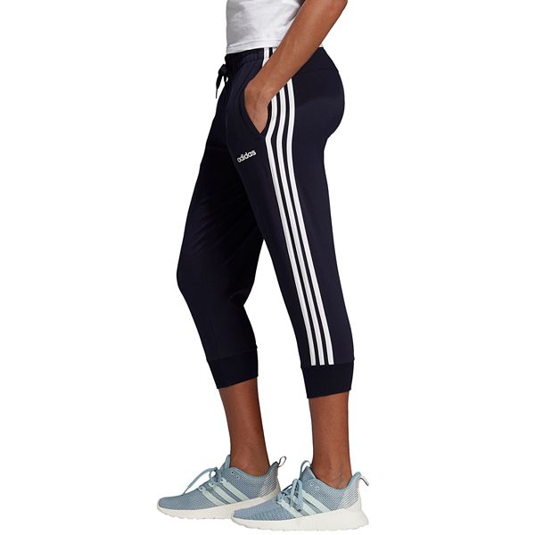enemigo Excéntrico acidez  Women's adidas Essential 3 Stripe Crop Pants