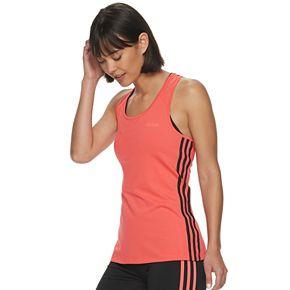 Women's adidas Designed to Move 3 Stripe Tank