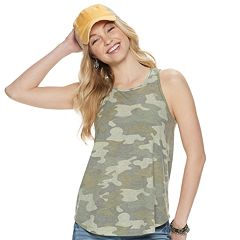 4266b14bb3882 Juniors  Mudd® Weekend Tank Top
