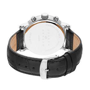 Joseph Abboud Men's Leather Watch