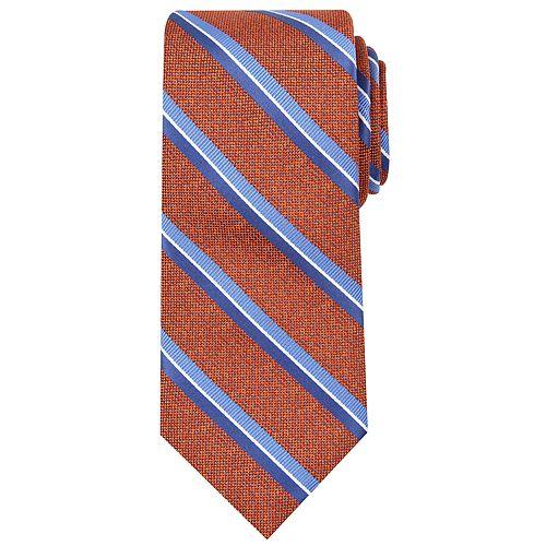 Men's Haggar Striped Heathered Extra-Long Tie