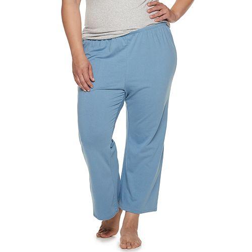 Plus Size Jockey® SoftTouch Pajama Pants