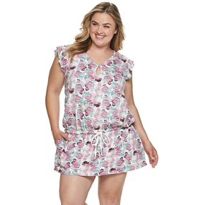 Plus Size Jockey® SoftTouch Sleepshirt