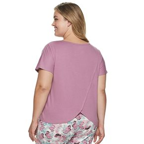 Plus Size Jockey® SoftTouch Pajama Tee