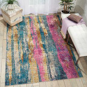 Nourison Passion Multicolor Area Rug