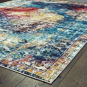 United Weavers Panama Jack Bohemian Antigua Rug