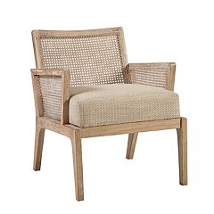 INK+IVY Kelly Cane Accent Chair