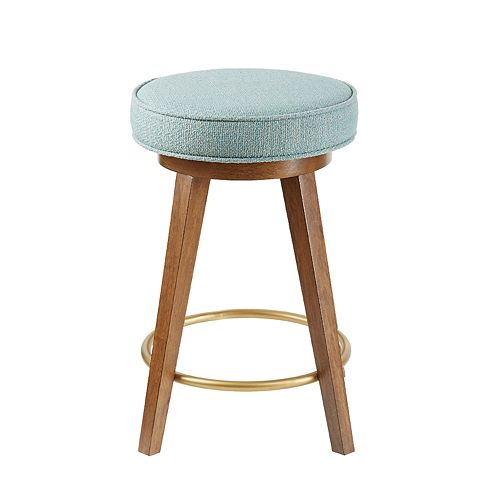INK+IVY Dawn Backless Counter Stool