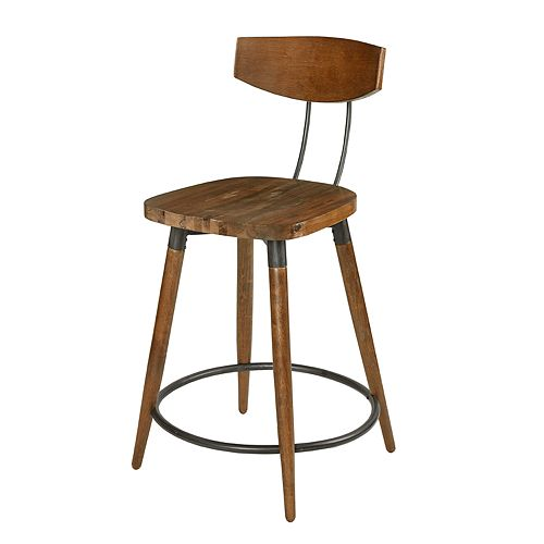 INK+IVY Frazier Counter Stool
