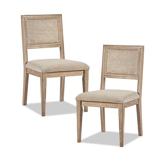 INK+IVY Kelly 2-piece Dining Side Chair Set