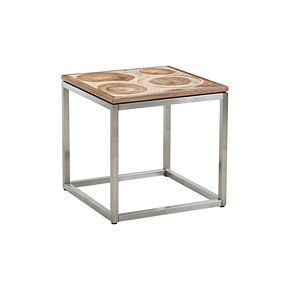 INK+IVY Mendocino End Table