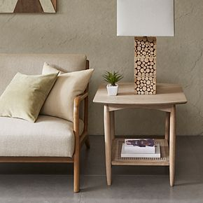 INK+IVY Kelly End Table