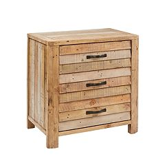 INK+IVY Sonoma 3 Drawer Dresser