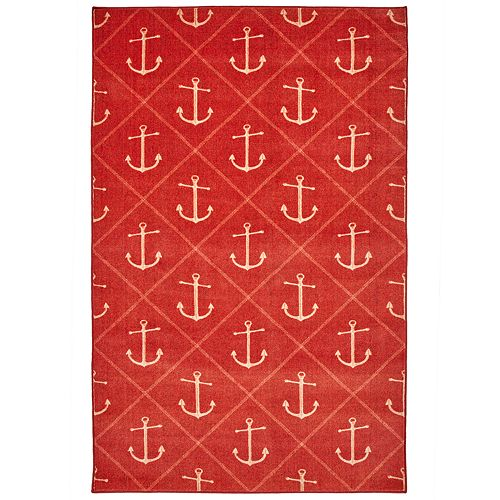 Mohawk® Home Prismatic Anchors EverStrand Rug